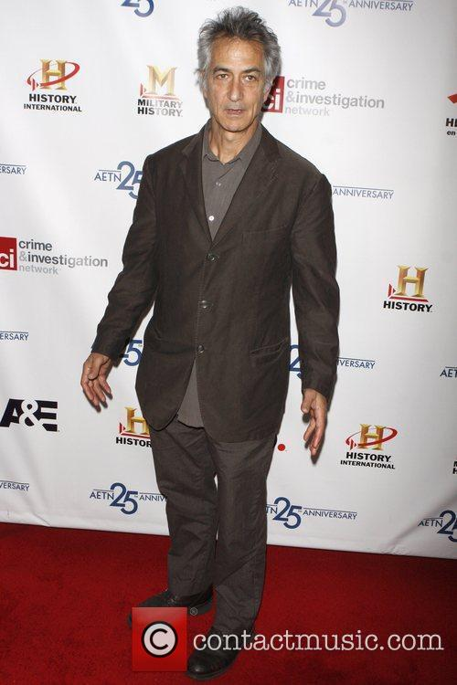 David Strathairn 25th Anniversary of A&E Television Networks...