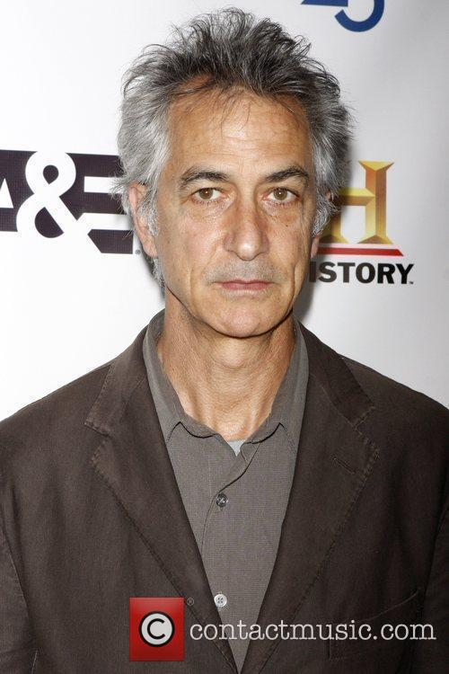 Picture david strathairn new york city usa thursday 14th may 2009