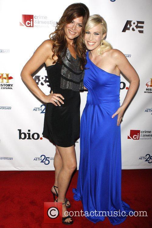 Lynn Hoffman, Natasha Bedingfield 25th Anniversary of A&E...