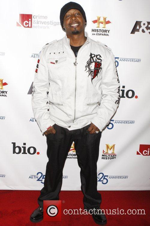 MC Hammer 25th Anniversary of A&E Television Networks...