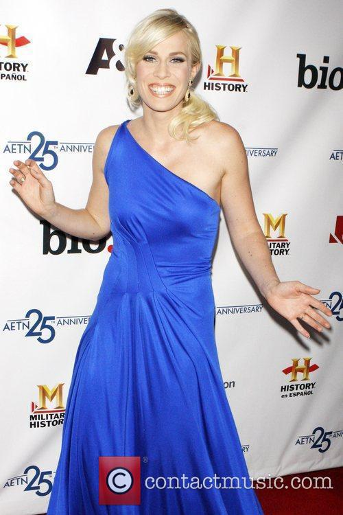 Natasha Bedingfield 25th Anniversary of A&E Television Networks...