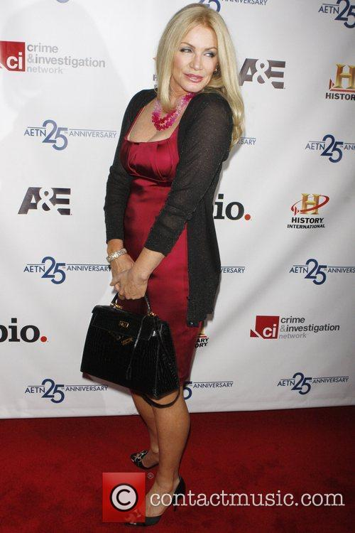 Shannon Tweed 25th Anniversary of A&E Television Networks...