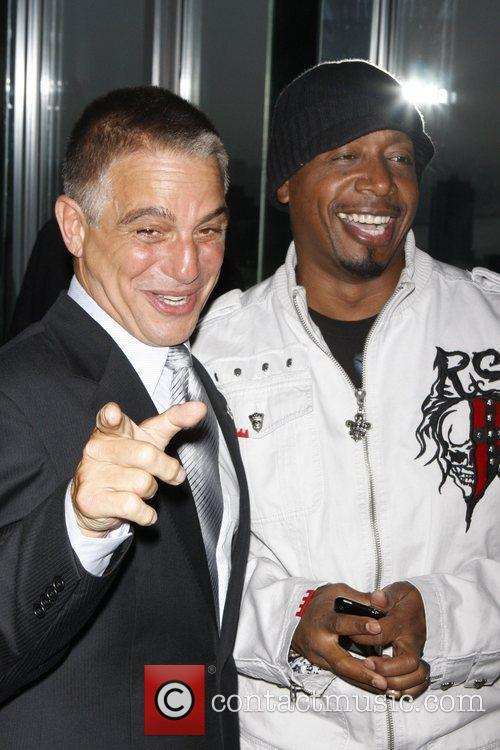 Tony Danza and Mc Hammer 2