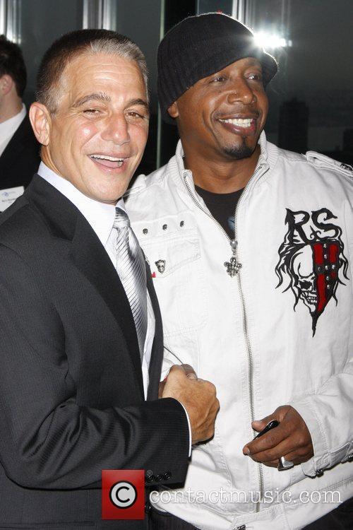 Tony Danza and Mc Hammer 4
