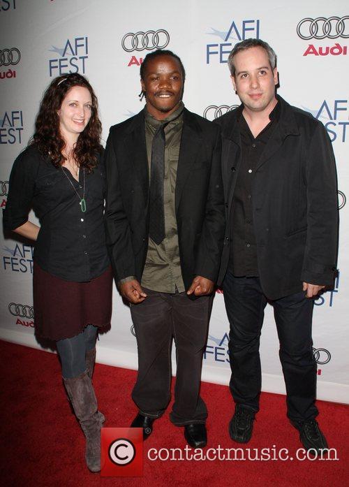 Guest, Kassim Ouma, Guest AFI Screening of 'Adam...