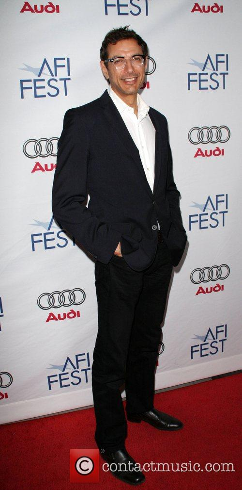 Jeff Goldblum AFI Screening of 'Adam Resurected' held...