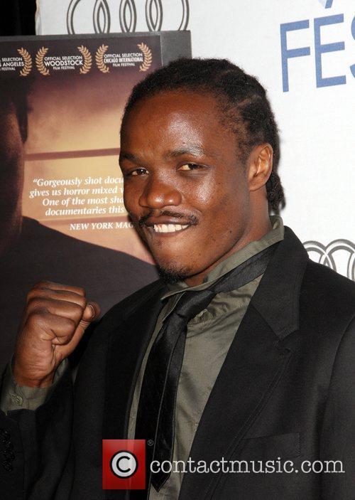 Kassim Ouma AFI Screening of 'Adam Resurected' held...