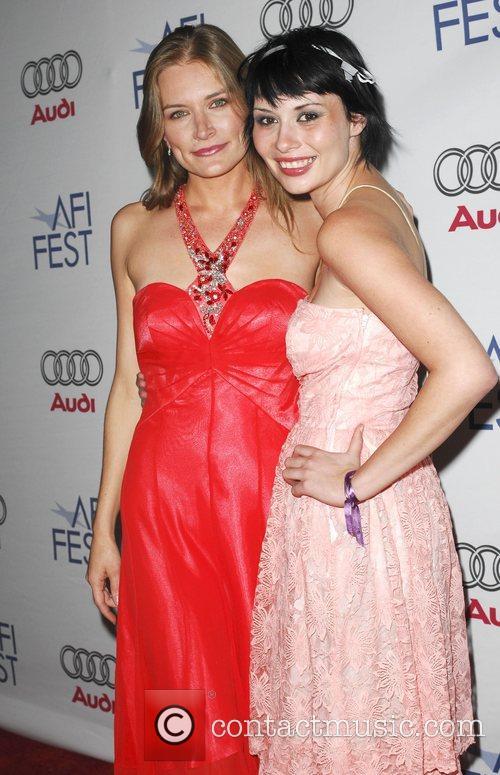 Kym Jackson and Lauren Orrell AFI Film Festival...