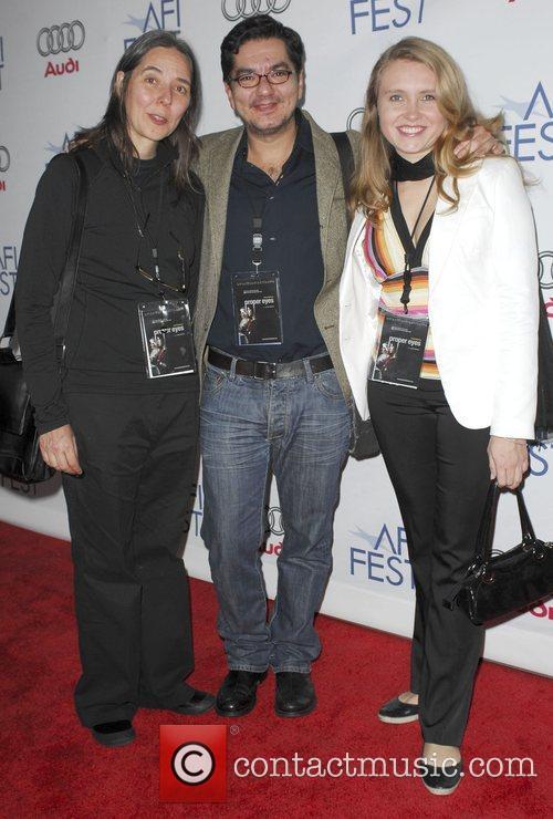 Paula Grandio, Sandro Fiorin and Marina Zeising AFI...