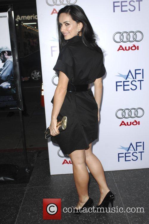 Ana De La Reguera AFI Film Festival 2008...