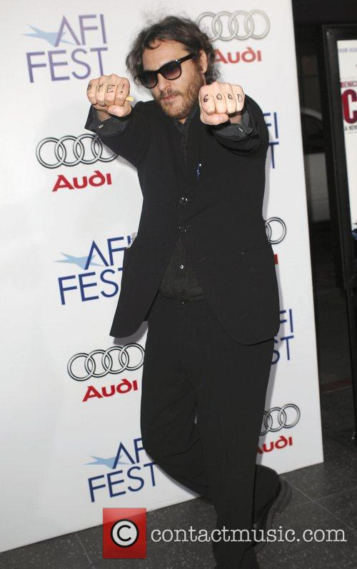 Joaquin Phoenix AFI Film Festival 2008 - Che...