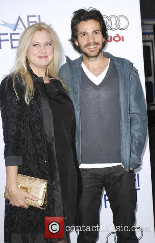 Laura Bickford and Santiago Cabrera