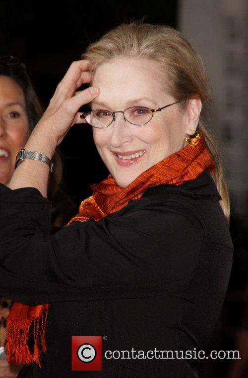 Meryl Streep AFI Opening Night Screening of 'Doubt'...