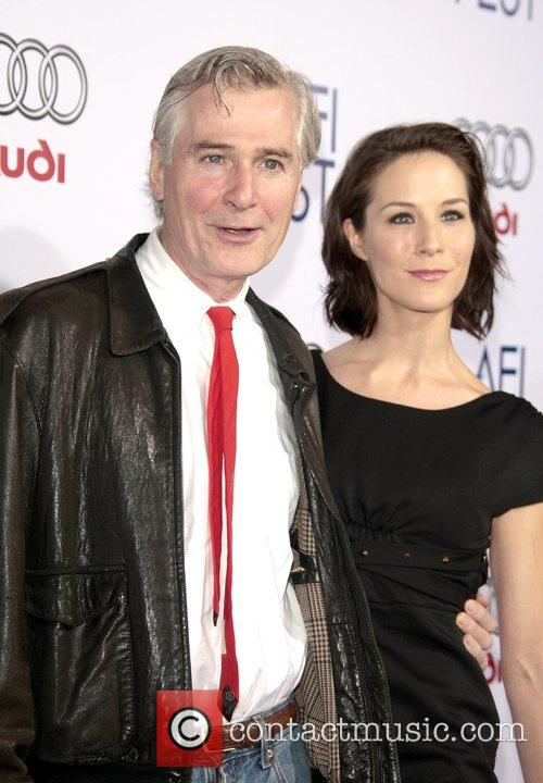 John Patrick Shanley and guest AFI Opening Night...