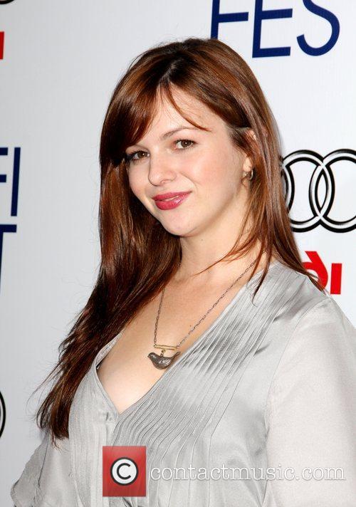 Amber Tamblyn  AFI Film Festival 2008 -...