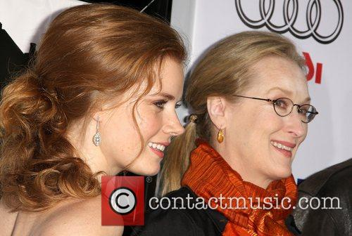 Amy Adams and Meryl Streep 6