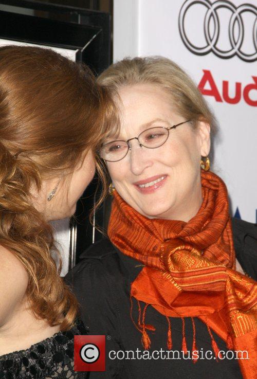 Amy Adams and Meryl Streep 8
