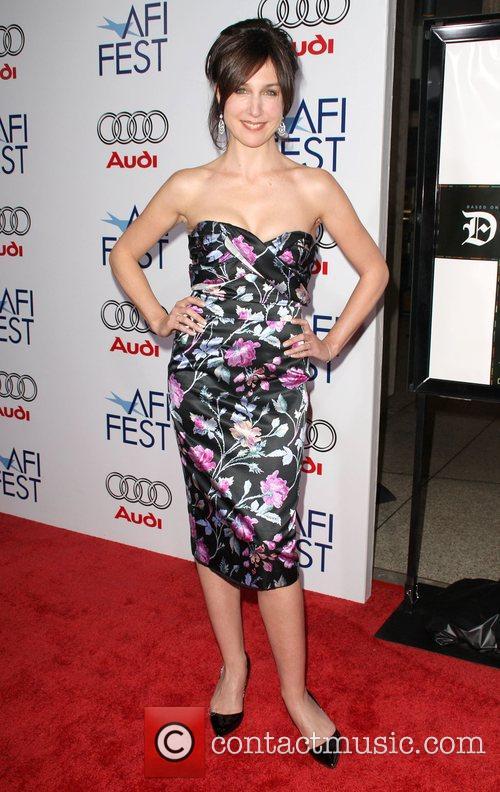 Elsa Zylberstein AFI Film Festival 2008 - 'Doubt'...