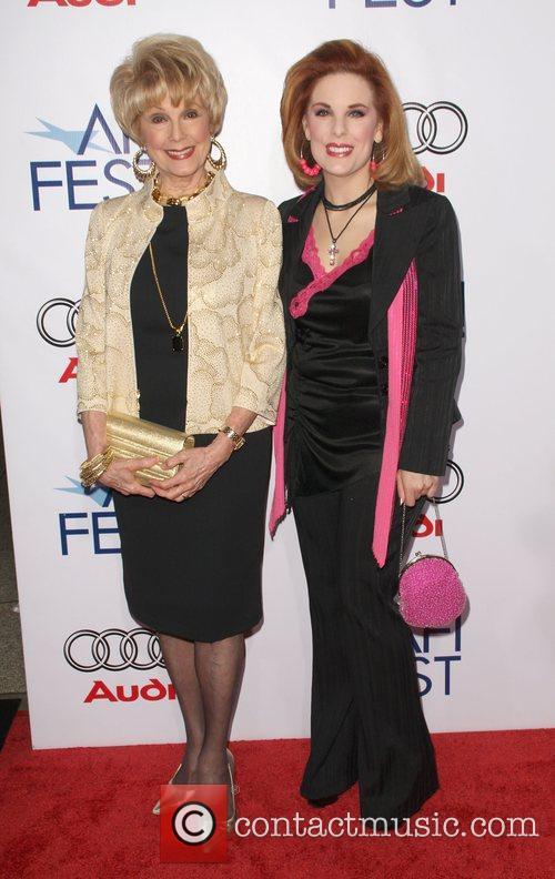 Karen Kramer and Kat Kramer AFI Film Festival...