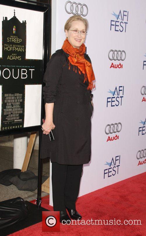 Meryl Streep AFI Film Festival 2008 - 'Doubt'...