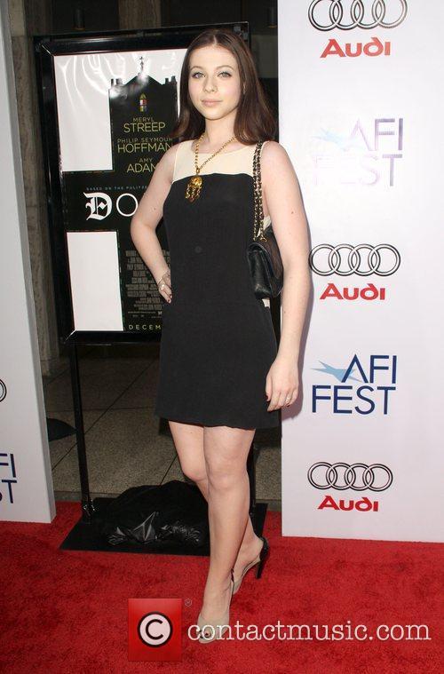 Michelle Trachtenberg  AFI Film Festival 2008 -...