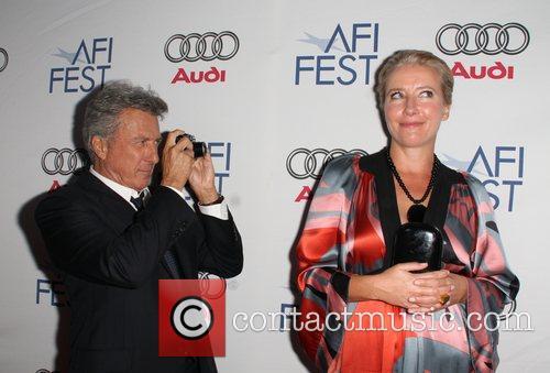 Dustin Hoffman, Emma Thompson AFI Screening of 'Last...