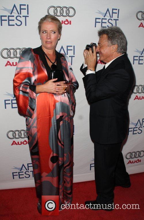 Emma Thompson, Dustin Hoffman AFI Screening of 'Last...