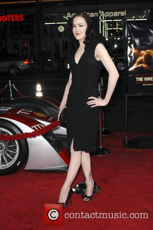 Evan Rachel Wood and Afi 2