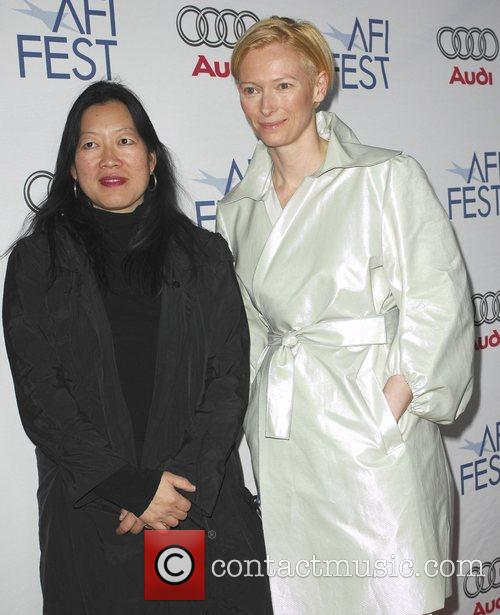 Tilda Swinton and Rose Kuo 6