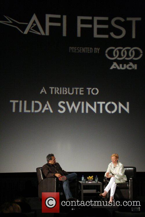 Tilda Swinton, Arclight Theater