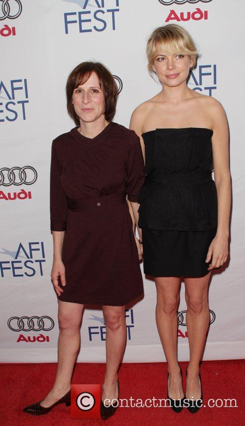 AFI Screening of 'Wendy and Lucy' held at...