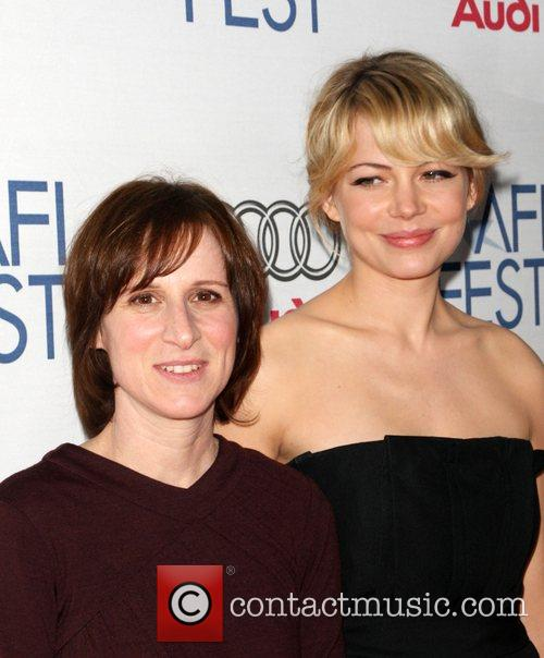 Kelly Reichardt and Michelle Williams 2