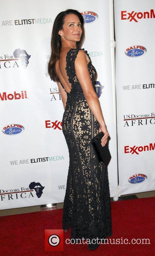 African First Ladies Heath Summit Gala held at...