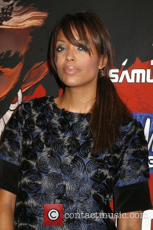 Aisha Tyler The launch of 'Afro Samurai' held...
