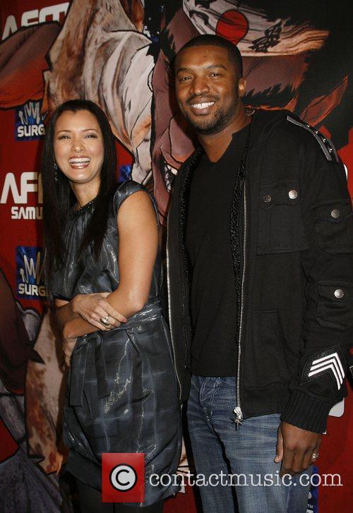 Kelly Hu and Roger Cross 5