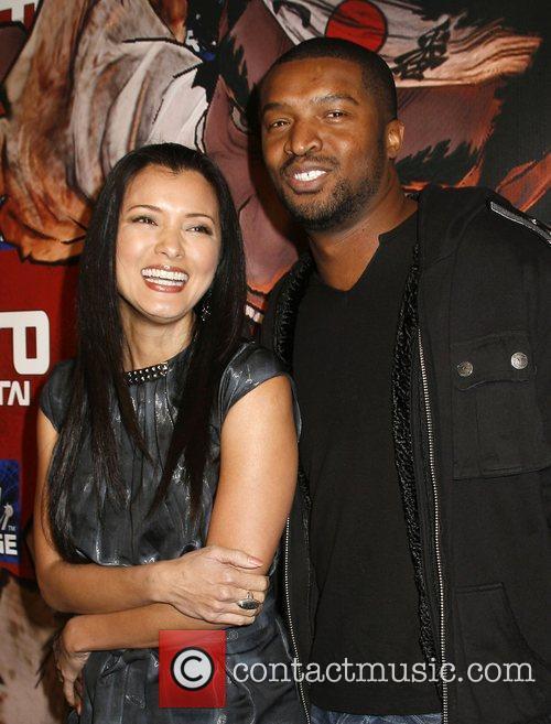 Kelly Hu and Roger Cross 4
