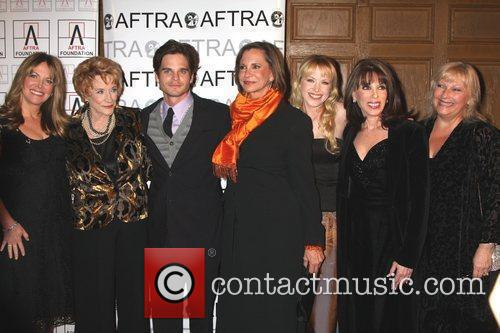 Maria Arena Bell, Adrienne Frantz, Jeanne Cooper and Kate Linder 4