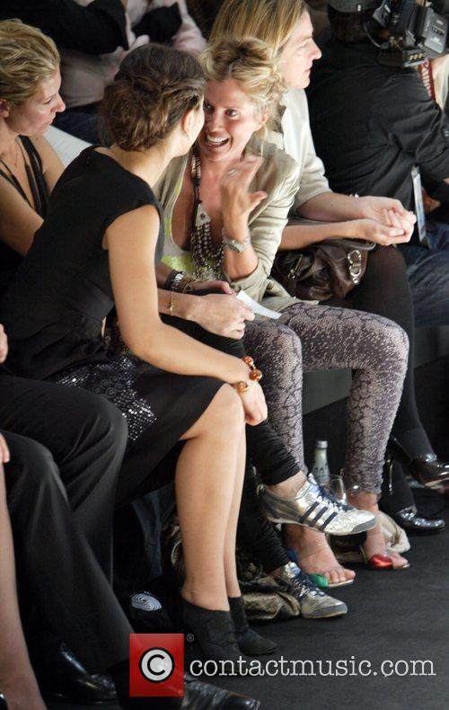 Day Two of Australian Fashion Week - The...