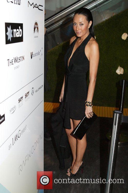 Terry Biviano Day Two of Australian Fashion Week...