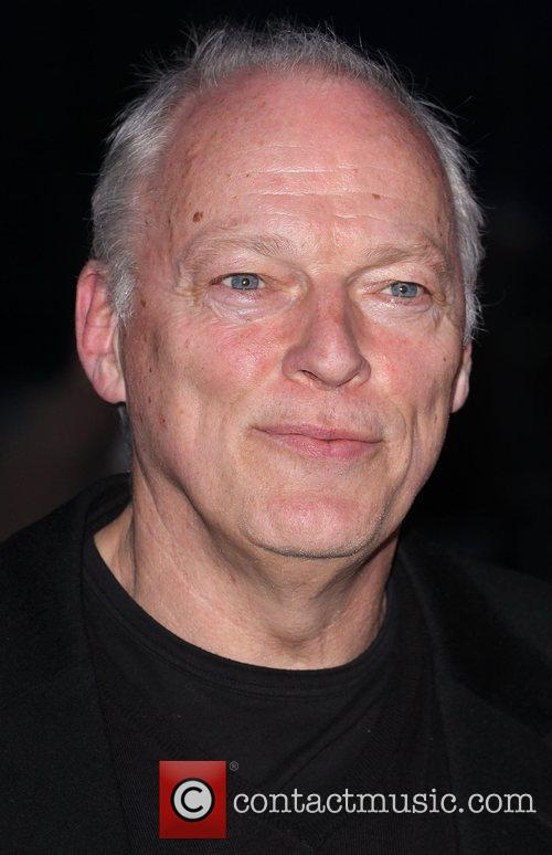 David Gilmour 'The Age of Stupid' UK film...