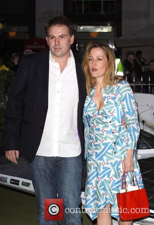 Gillian Anderson and Mark Griffiths 'The Age of...