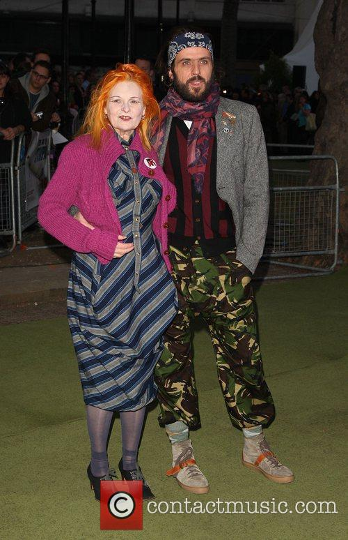 Vivienne Westwood with her husband Andreas Kronthaler 'The...