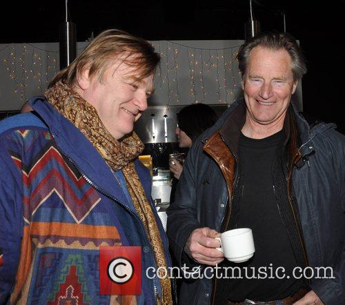Brendan Gleeson and Sam Shepard 2