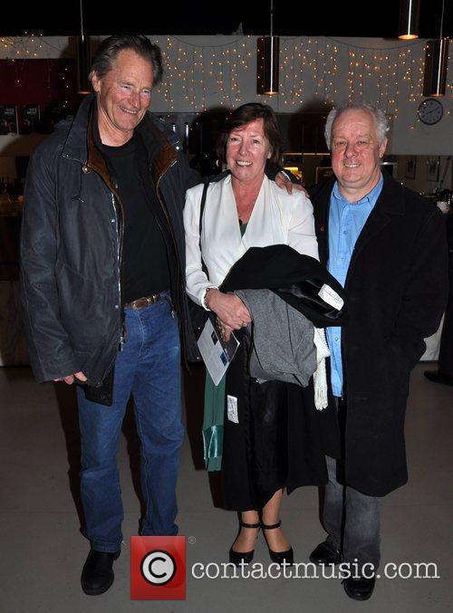 Sam Shepard, Fran Sheridan and Jim Sheridan 3