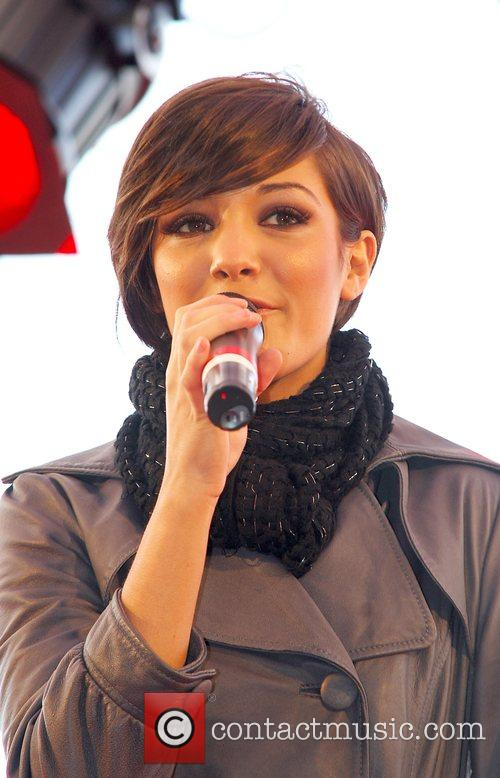 Frankie Sandford of The Saturdays  Low-cost airline...