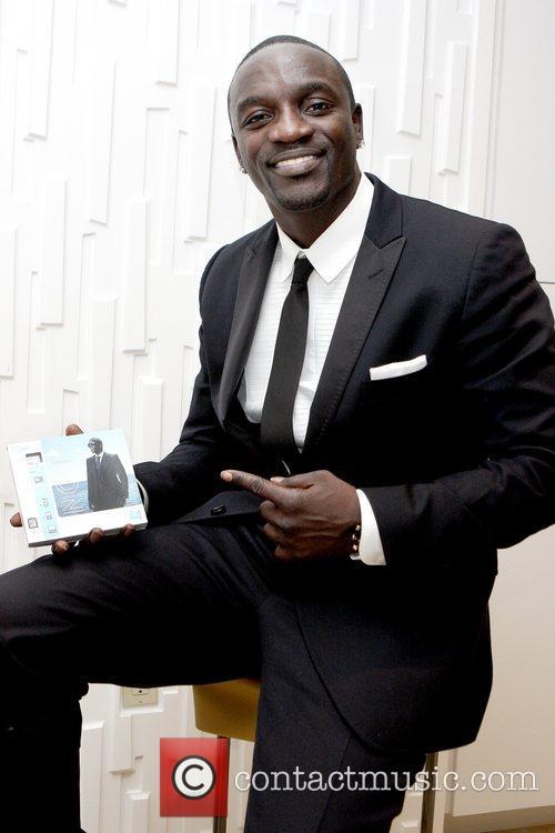 Akon and Universal Music 3