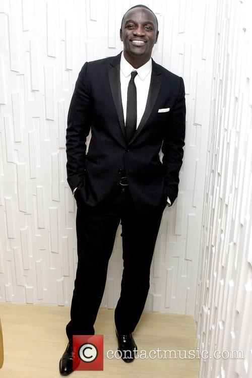 Akon and Universal Music 7