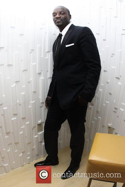 Akon and Universal Music 6