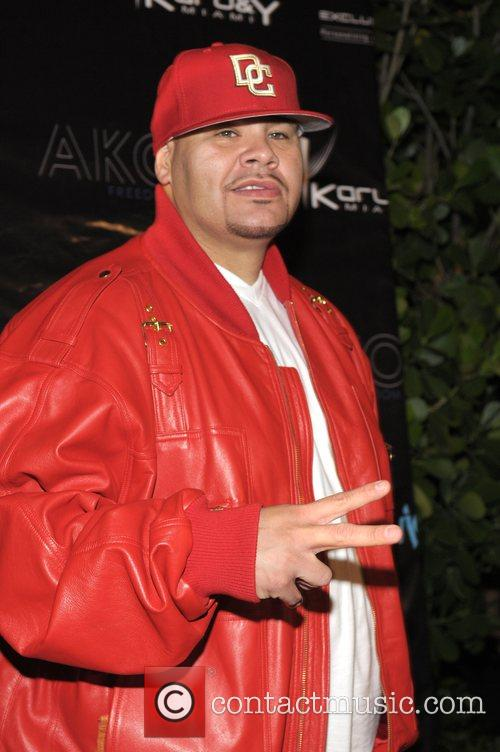 Fat Joe Release party for Akon's 3rd album...
