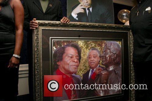 Atmosphere Rev. Al Sharpton's Birthday Celebration at The...